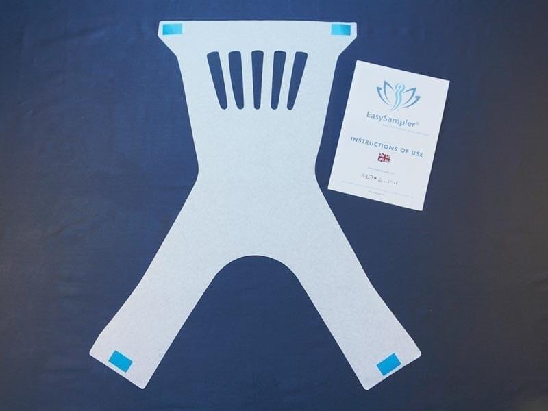 EasySampler Stuhl Kollektor 100 stück pro karton